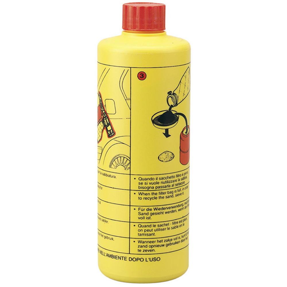 Draper 30595 A4289 700G Bottle of Synthetic Grit