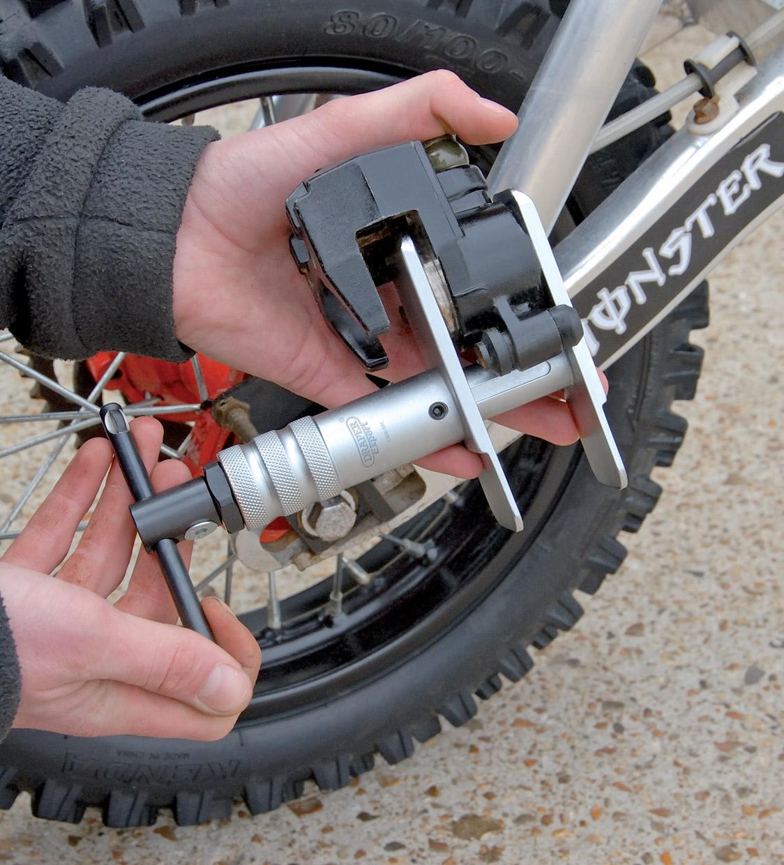 Draper 30826 Cwb Mc Expert Motorcycle Brake Piston Tool