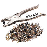 Draper 31096 HP 210mm Interchangeable Hole Punch & Eyelet Pliers