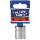 Draper 32300 TS38 E20 3/8 Square Drive Tx-Star Socket