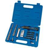 Draper 32580 MH60 60 Piece Socket and Screwdriver Bit Set