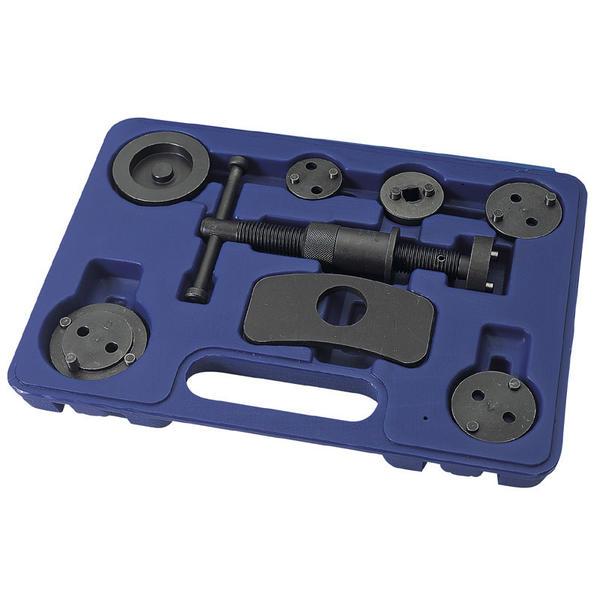 Draper 33606 372 Expert Brake Piston Wind Back Tool Kit 8 Piece Thumbnail 1