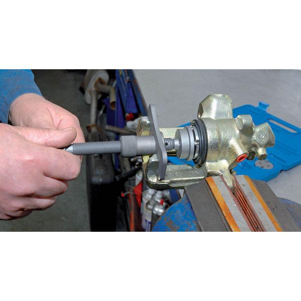 Draper 33606 372 Expert Brake Piston Wind Back Tool Kit 8 Piece Thumbnail 3