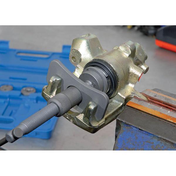 Draper 33606 372 Expert Brake Piston Wind Back Tool Kit 8 Piece Thumbnail 2