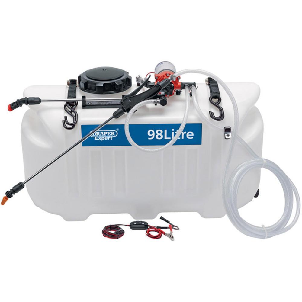 Draper 34677 Ss98l Expert 98l 12v Dc Atv Spot Broadcast Sprayer Wiring Harness For