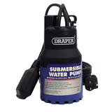 Draper 35464 SWP120A Submersible Water Pump 6M Lift & Float Switch