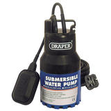 Draper 35465 SWP144A Submersible Water Pump & Float Switch 350W 230V