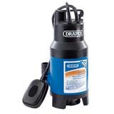 Draper 35467 SWP235ADW Dirty Water Pump 8.5M Lift 230V
