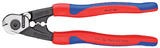Knipex 36142 95 62 190 190mm Heavy Duty Forged Wire Rope Cutters