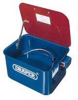Draper 37826 DPW2 230V Bench-Mounted Parts Washer