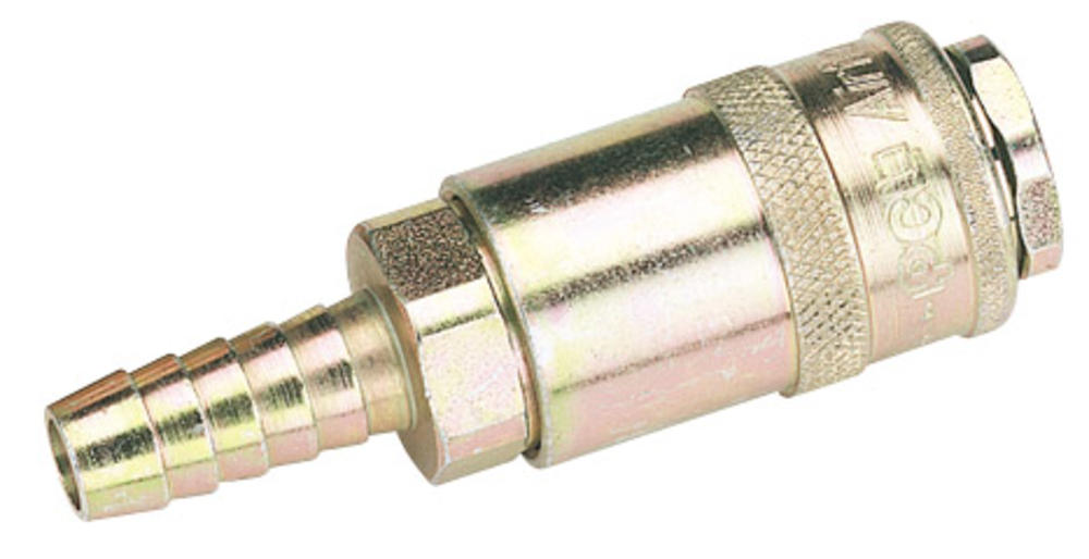 Draper 37841 A21TO2 BULK 3/8 Thread Pcl Coupling With Tailpiece