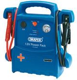 Draper 40133 PP12VB/HD 12V 900A Portable Power Pack