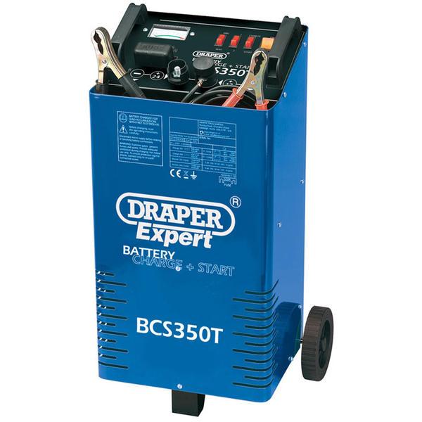 Draper 40180 BCS350T Expert 230V Battery Charger/Starter Thumbnail 1