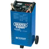 Draper 40180 BCS350T Expert 230V Battery Charger/Starter