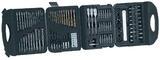 Draper 40471 DBS-122B Expert 122 Piece Drill and Accessory Kit