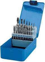 Draper 40891 TDS-28 Draper 28 Piece Metric Tap and HSS Drill Set