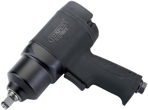 "Draper 41096 5201PRO Expert 1/2"" Sq. Dr. Composite Body Air Impact Wrench Thumbnail 1"