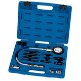 Draper 43052 DCT5 Expert 12 Piece Diesel Engine Compression Test Kit