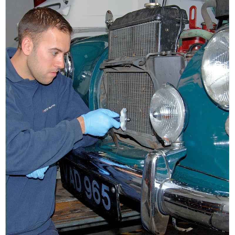 Draper 43256 Rfs1 Radiator Fin Straightener Comb Cleaner