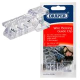 Draper 43286 WPG1 Vehicle Wire Piercing Guide Clip