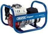 Draper 43727 PG3500R Expert 3.5Kva/2.8Kw Petrol Generator