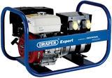 Draper 43728 PG5000R Expert 5.0Kva/4.0Kw Petrol Generator