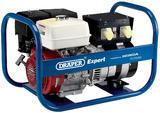 Draper 43729 PG7500R Expert 7.5Kva/6.0Kw Petrol Generator