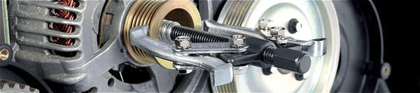Draper 43923 N130 165mm Reach x 160mm Spread Twin Leg Reversible Puller Thumbnail 2