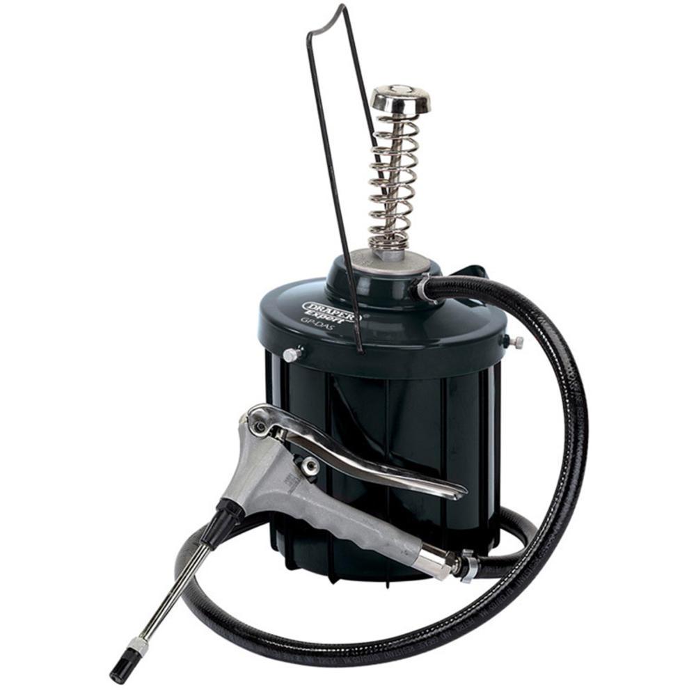 Draper 43959 GP-DA5 Expert High Volume/High Pressure Grease Pump