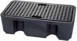Draper 44058 SPILL-2 Two Drum Spill Containment Pallet