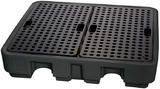 Draper 44059 SPILL-4 Four Drum Spill Containment Pallet