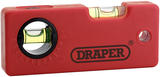 Draper 44444 D245MLR 100mm Mini Level