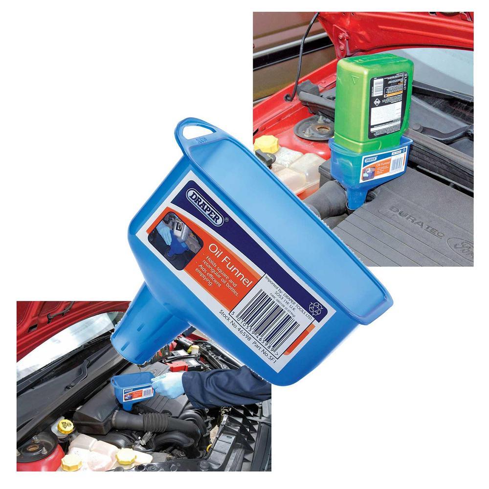 Draper 46598 SF1 Oil Funnel