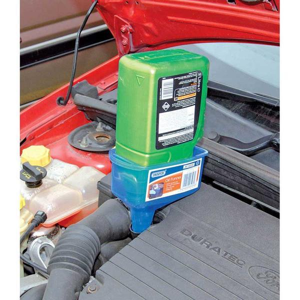 Draper 46598 SF1 Oil Funnel Thumbnail 3