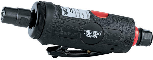 Draper 47565 5221PRO Expert 6mm Compact Soft Grip Air Angle Die Grinder Thumbnail 1