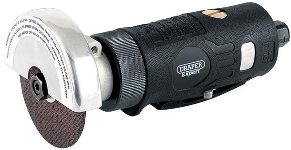 Draper 47569 5226PRO Expert Soft Grip 75mm Soft Grip Reversible Air Cut-Off Tool Thumbnail 1