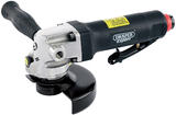 Draper 47572 5228PRO Expert 115mm Composite Body Air Angle Grinder