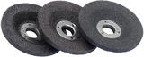 Draper 48209 AAT11 50 x 9.6 x 4.0mm Centre Metal Grinding Wheel