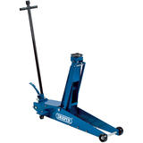 Draper 48349 TJ2/HD-LONG 2 Tonne Long Chassis Hydraulic Trolley Jack