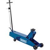 Draper 48356 TJ10/HD-LONG 10 Tonne Long Chassis Hydraulic Trolley Jack