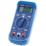 Draper 50024 DMM5 Digital Automotive Analyser With Tilting Stand