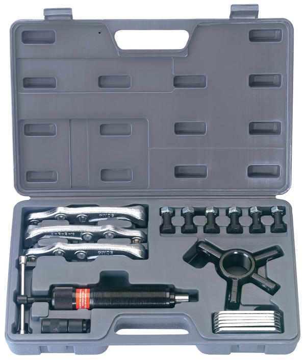 Draper 50094 HPK 10 tonne Hydraulic Puller Kit Thumbnail 1