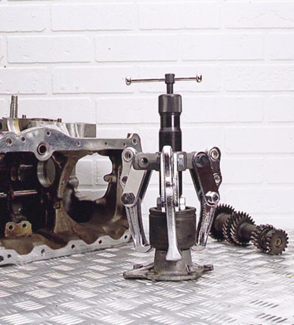 Draper 50094 HPK 10 tonne Hydraulic Puller Kit Thumbnail 2
