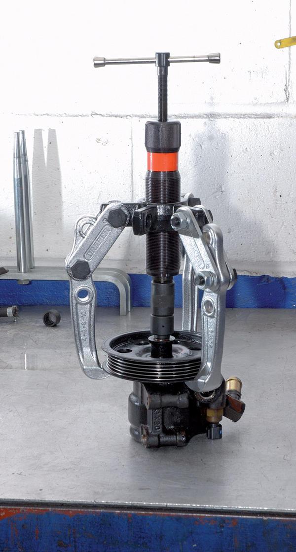 Draper 50094 HPK 10 tonne Hydraulic Puller Kit Thumbnail 3