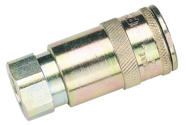 Draper 51384 A91CF02 BULK 1/4 BSP Taper Female Thread Vertex Air Cou Thumbnail 1