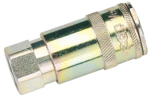 Draper 51403 A91EF02 3/8 BSP Taper Female Thread Vertex Air Coupling Thumbnail 1