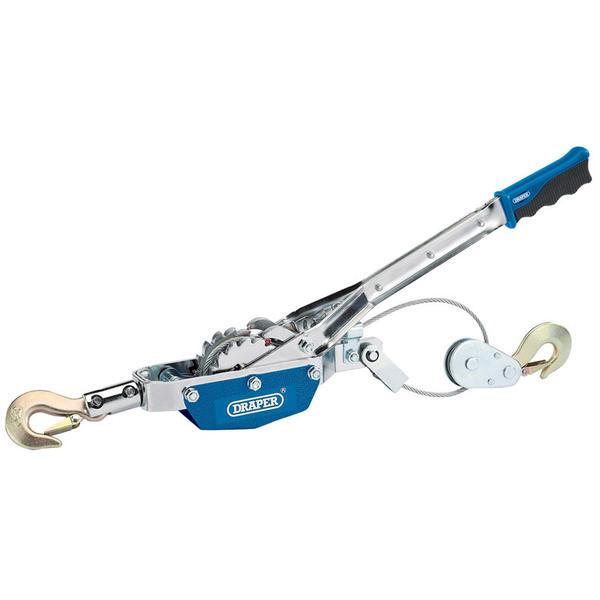 Draper 51934 RPP 1 Tonne Capacity Ratchet Power Puller Thumbnail 1