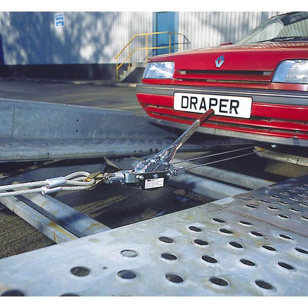 Draper 51934 RPP 1 Tonne Capacity Ratchet Power Puller Thumbnail 4