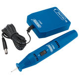 Draper 52345 ENG1 Battery Powered Diamond Tipped Engraver