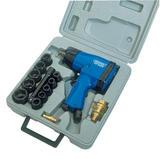 """Draper 52600 4201AK 15 Piece 1/2"""" Square Drive Air Impact Wrench Kit"""